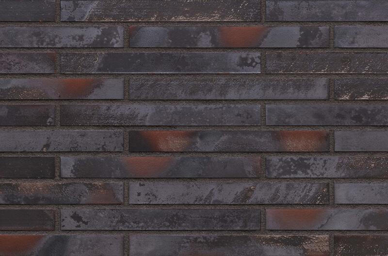Klinker Farben Asteroidenhaus