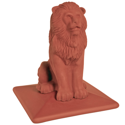Pfeilerabdeckung Royal Lion