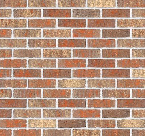 Fassaden Riemchen Bastille Wand