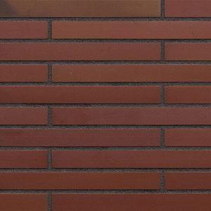 Klinkerriemchen Langformat Tibetisch Flamme für Hausfassade