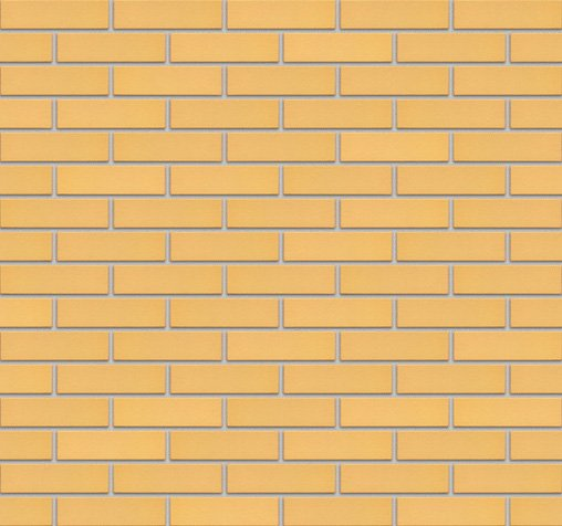 Klinker Riemchen gelb