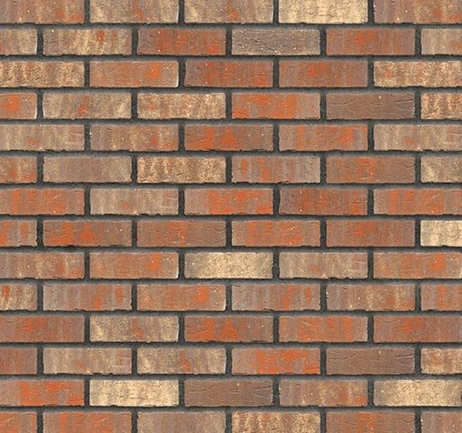 Verblenderriemchen Bastille Wand
