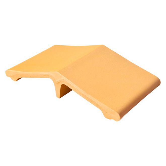mauerabdeckung gelb