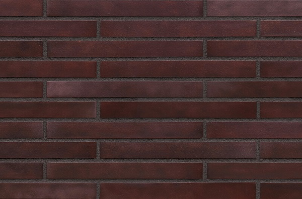 Klinker Farbe Purpurkönig