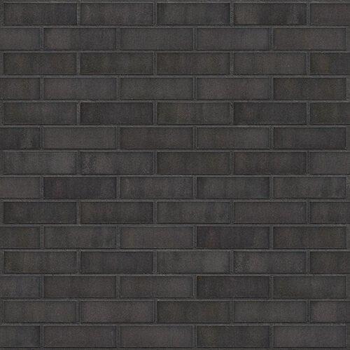 Handform Riemchen schwarz Eisenfelsen