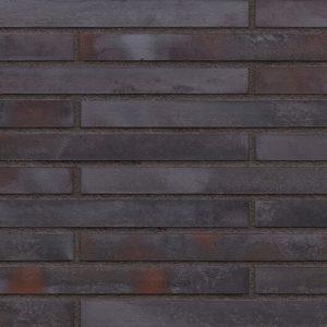 Klinkerriemchen für Fassaden Burgfelsen