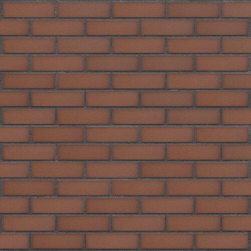 Fassaden Riemchen braun