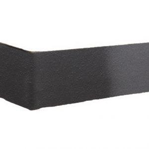 Winkelriemchen schwarz grau Schwarzer Diamant