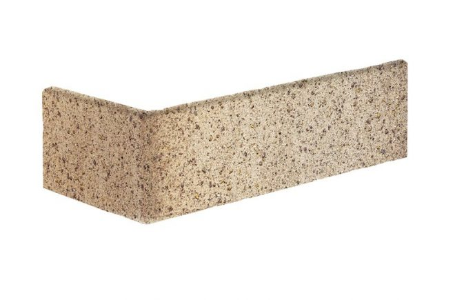 Winkel Riemchen beige Sandpfeffer