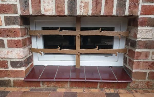 Fensterbänke aus Klinker